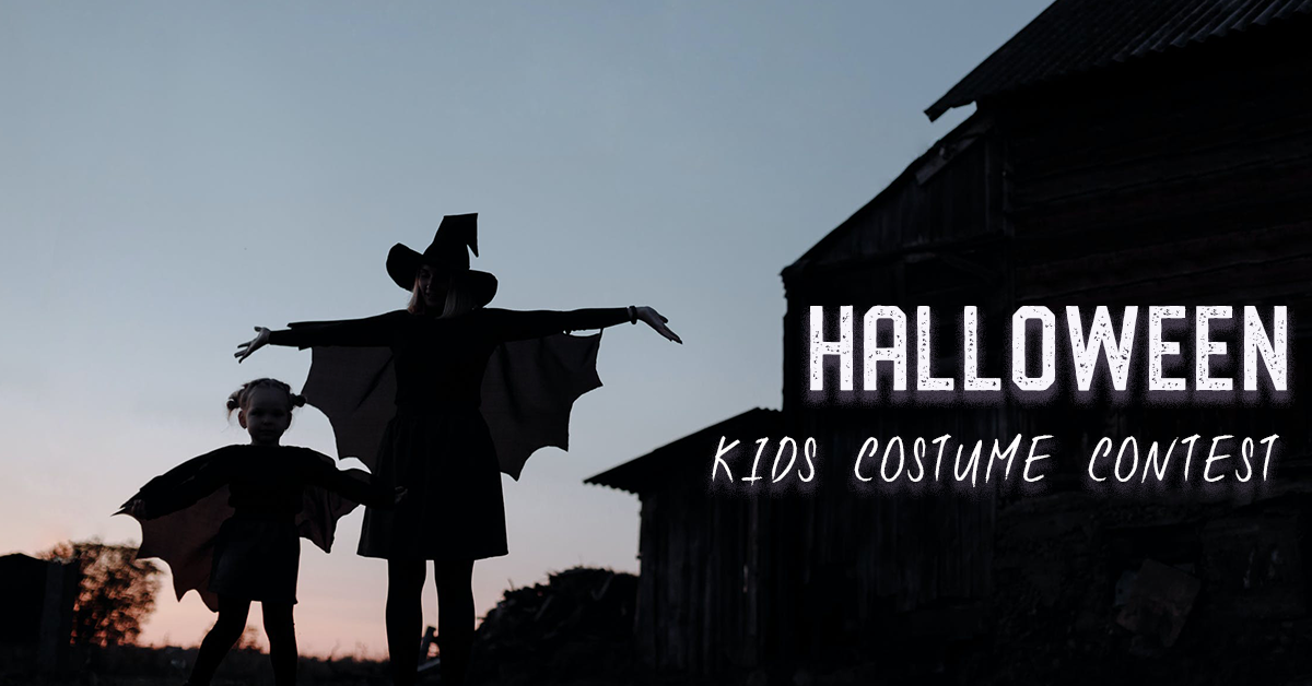 Halloween Kids Costume Contest Idea 1